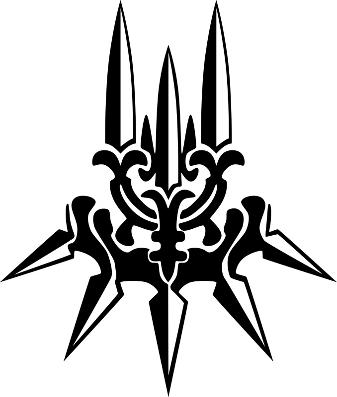 Can anyone post an image of the Yorha logo : nier.