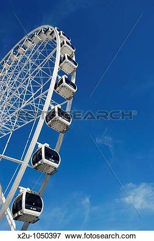 Picture of The York Eye Ferris wheel, York, Yorkshire, England x2u.