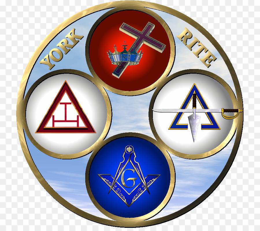 York Rite PNG Freemasonry Clipart download.
