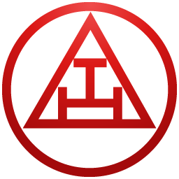 Masonic Royal Arch Chapter clipart.