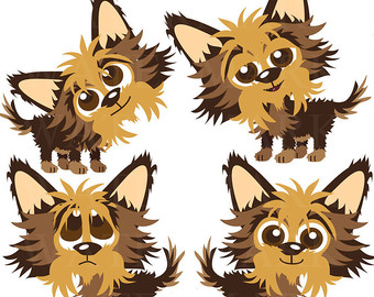 Yorkie Clipart Clipground