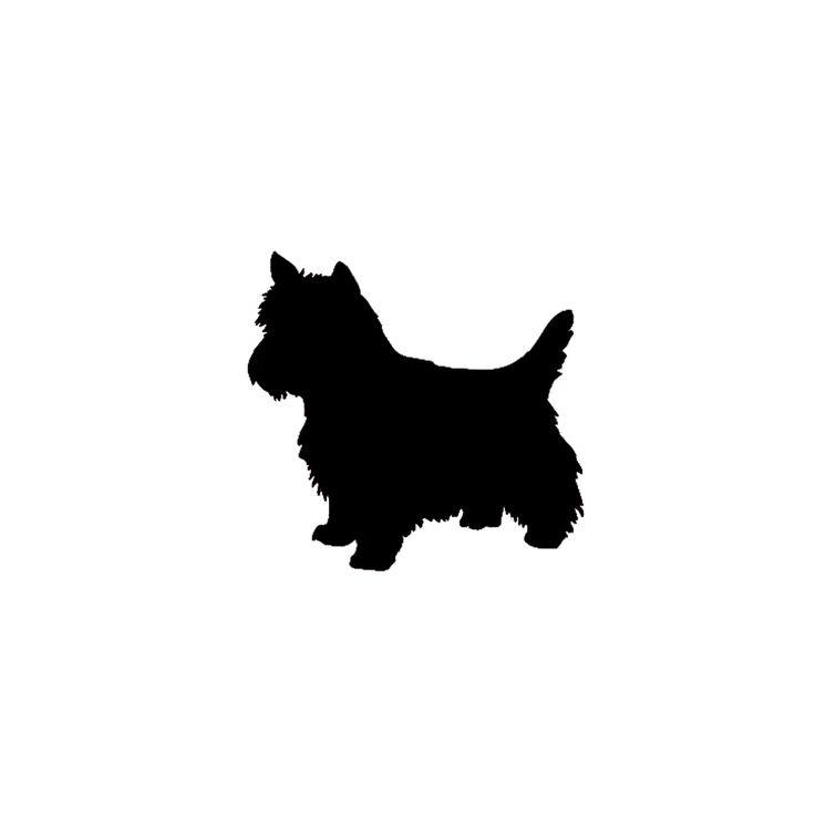 17+ best images about Yorkie silhouette on Pinterest.