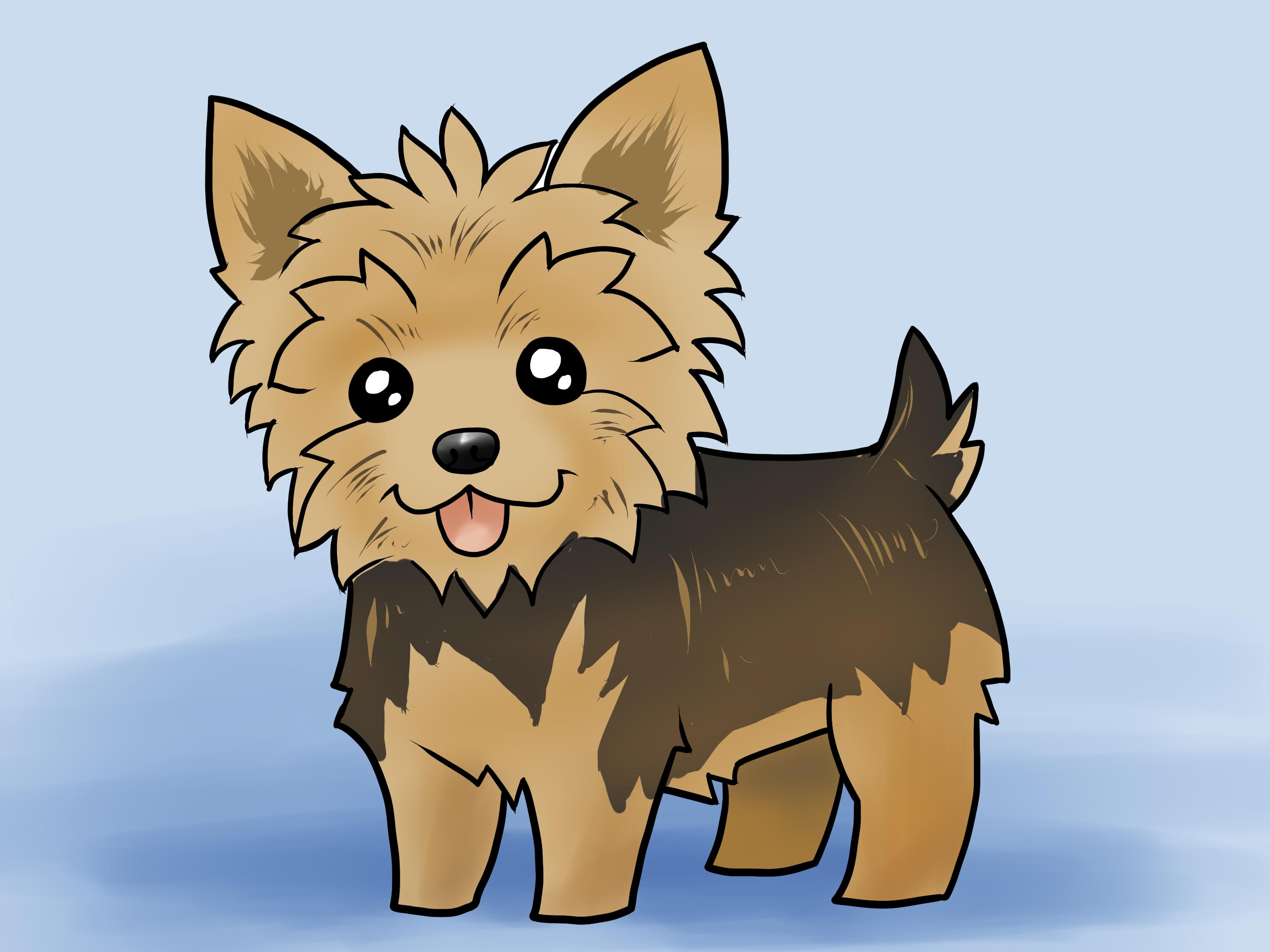Yorkie poo clipart clipart images gallery for free download.