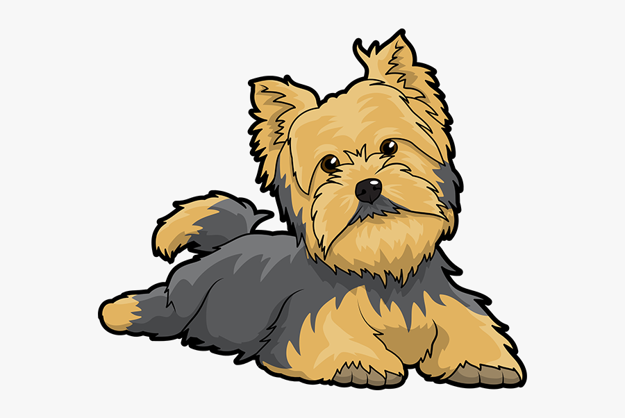 Yorkie Emojis For Dog Lovers Messages Sticker 8.
