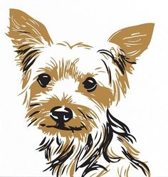 Free Yorkie Cliparts, Download Free Clip Art, Free Clip Art on.