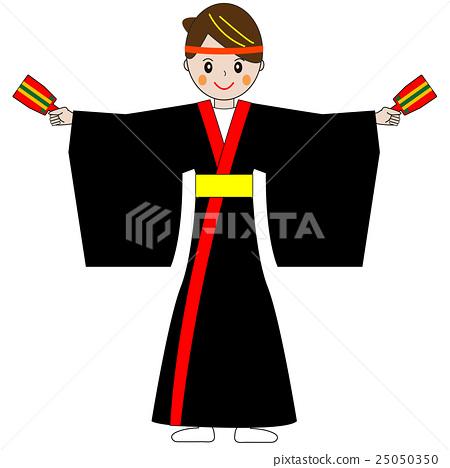 yosakoi, person, dance.