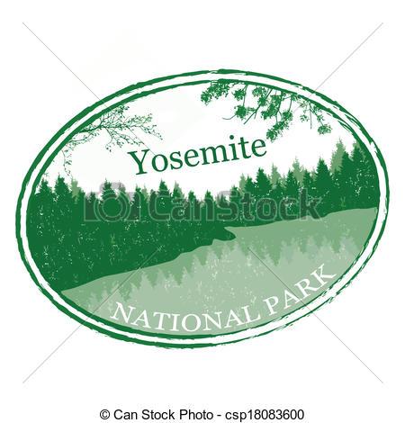 Yosemite Clipart.