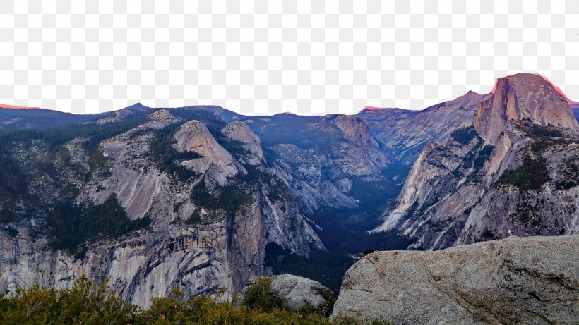 Yosemite Falls Half Dome El Capitan Yosemite Valley Tunnel.