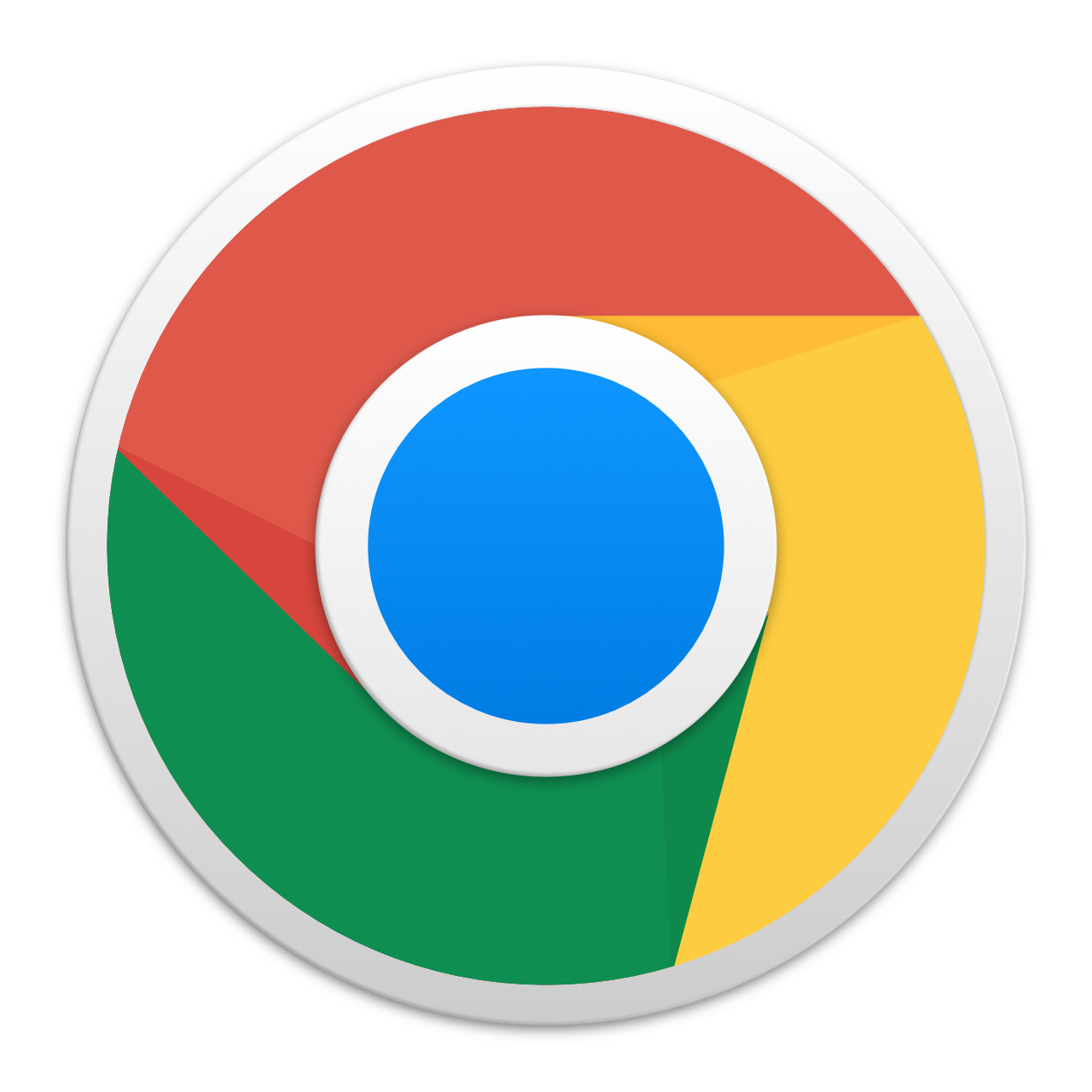Google Chrome App Icon (Yosemite Style) Updated! by macOScrazy on.
