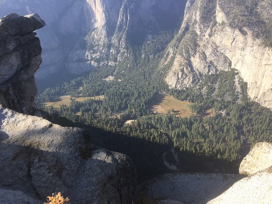 REI Guided Day Hikes & Trips: Yosemite National Park.