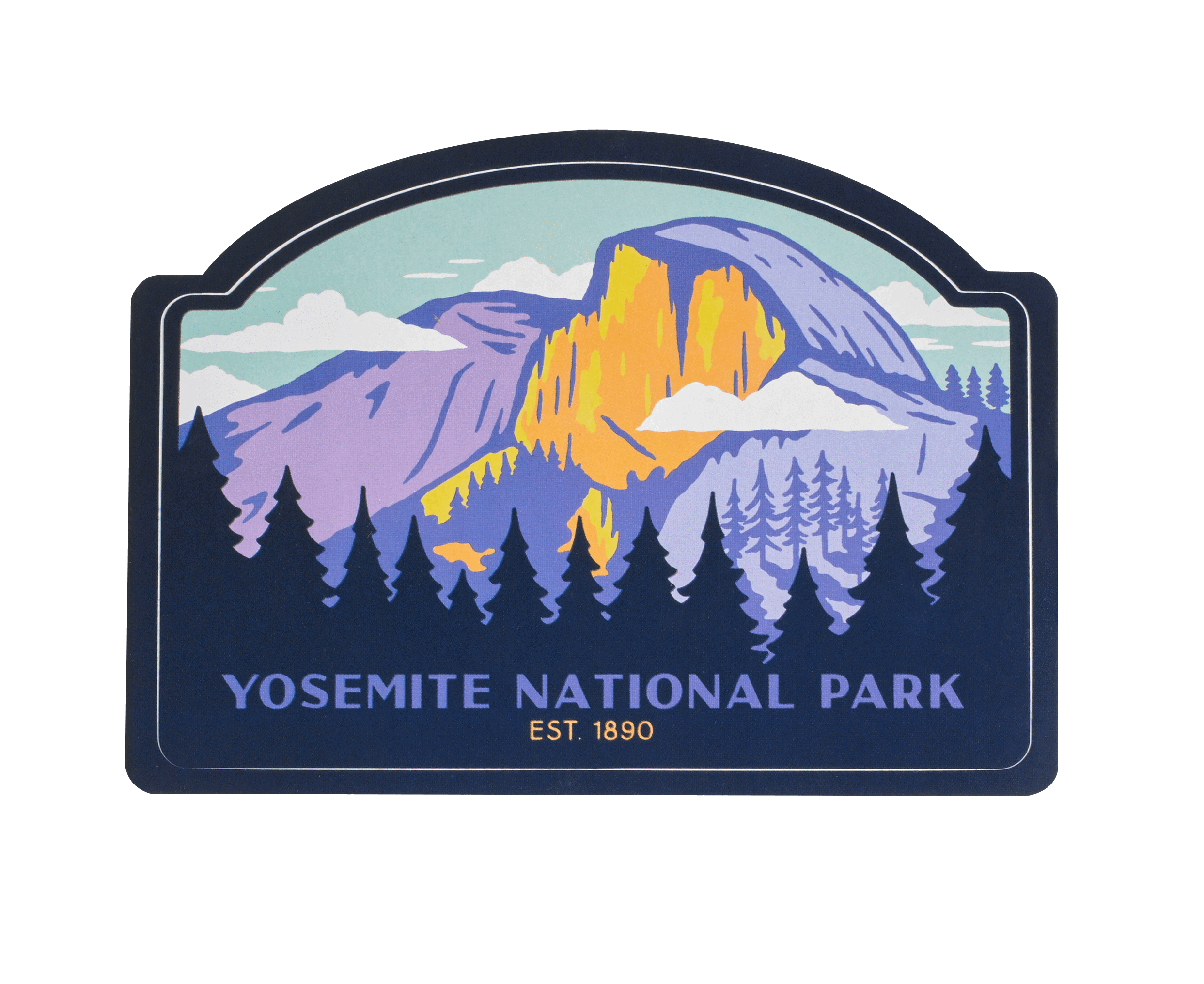 Yosemite National Park Png & Free Yosemite National Park.png.