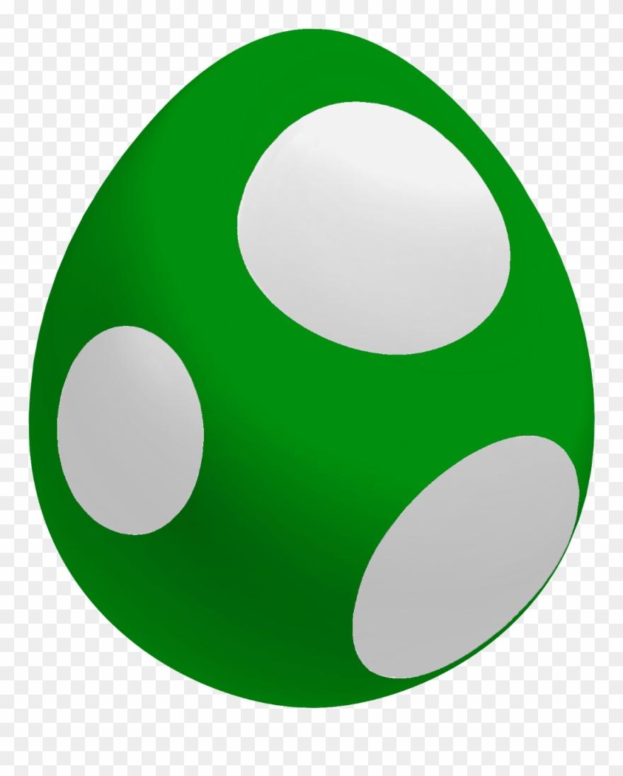 Baby Yoshi Egg.