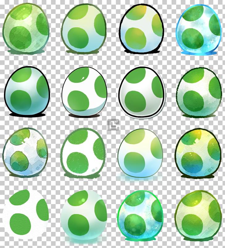 Mario & Yoshi Drawing Egg, hatching pattern PNG clipart.