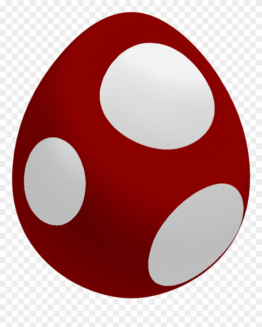 Eggs Clipart Red.