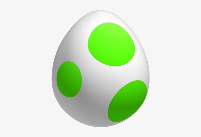 Lime Yoshi Egg.
