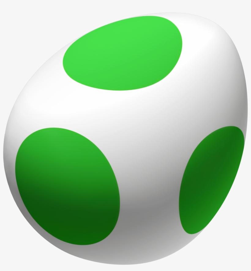 Yoshi Egg Png.