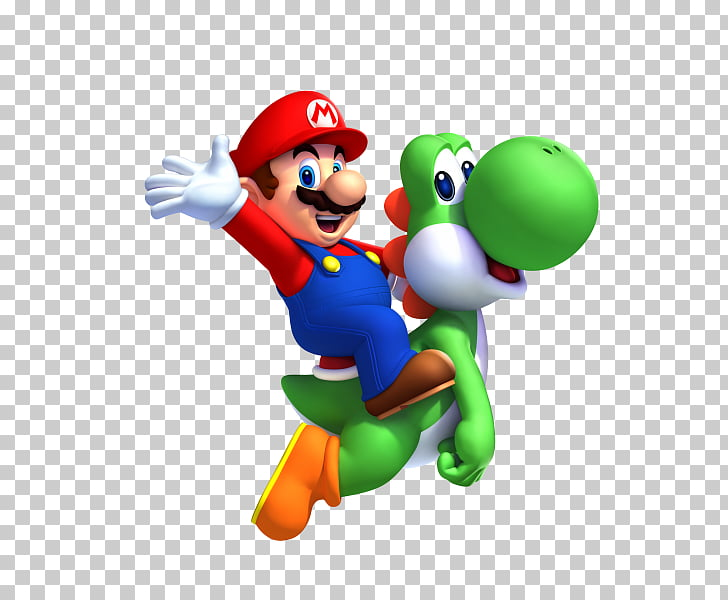 New Super Mario Bros. U Super Mario World 2: Yoshi\'s Island.