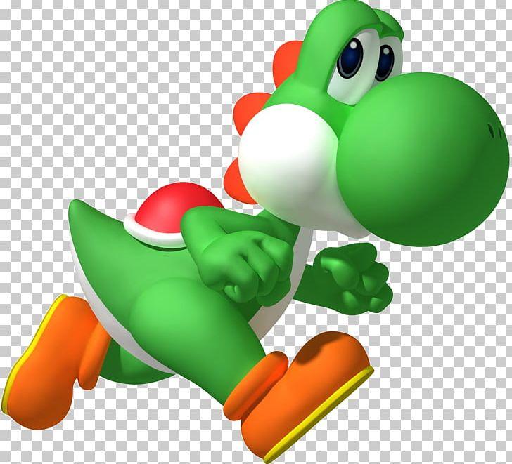 New Super Mario Bros. U Mario & Yoshi PNG, Clipart, Amphibian.