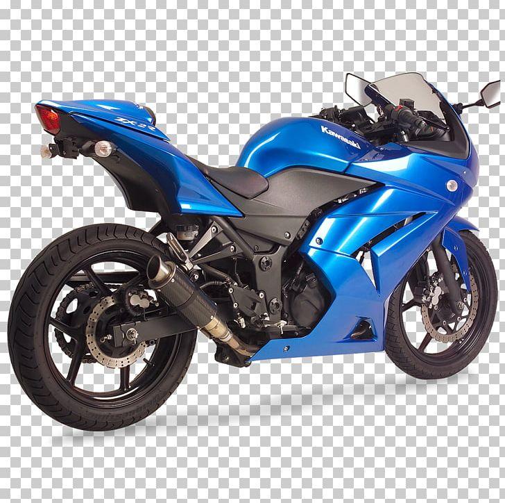 Exhaust System Kawasaki Ninja 250R Kawasaki Motorcycles PNG.