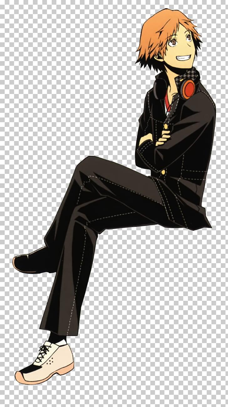 Yosuke Hanamura Shin Megami Tensei: Persona 4 Yu Narukami.