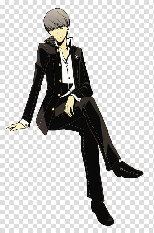 Shin Megami Tensei: Persona 4 Yu Narukami Yosuke Hanamura.