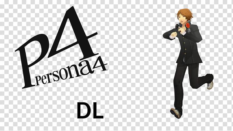 MMD/Persona ), Yosuke Hanamura DL, Persona transparent.