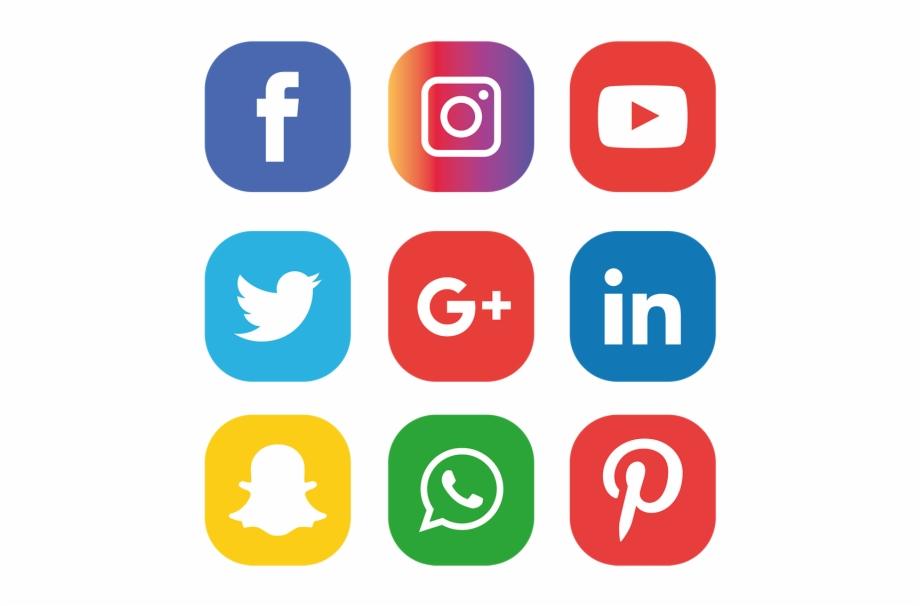 Twitter Facebook Instagram Youtube Logo.