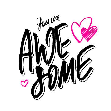 You are awesome clipart 1 » Clipart Station.