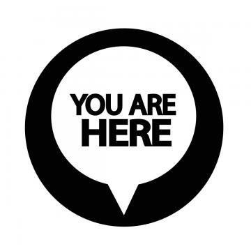 You Are Here Png, Vector, PSD, and Clipart With Transparent.