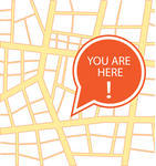 You Are Here Map Stock Photos, You Are Here Map Stock Photography.