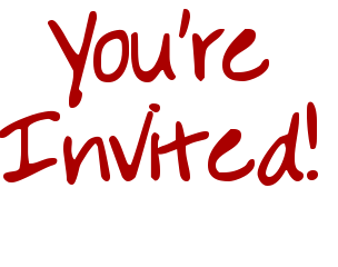 Your Invited Png & Free Your Invited.png Transparent Images #10250.