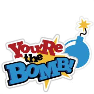 you are the best Da bomb cliparts free download clip art on jpg.