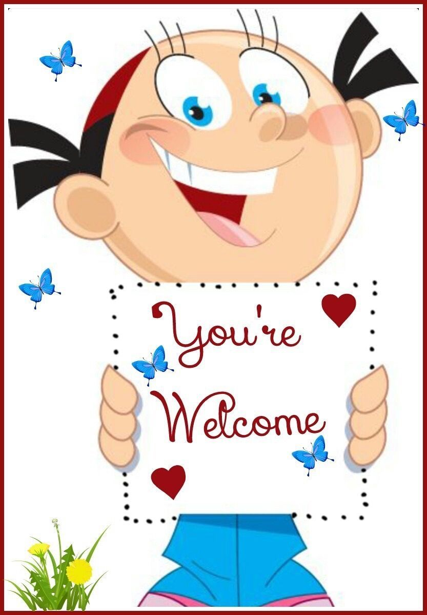You re welcome clipart 4 » Clipart Portal.