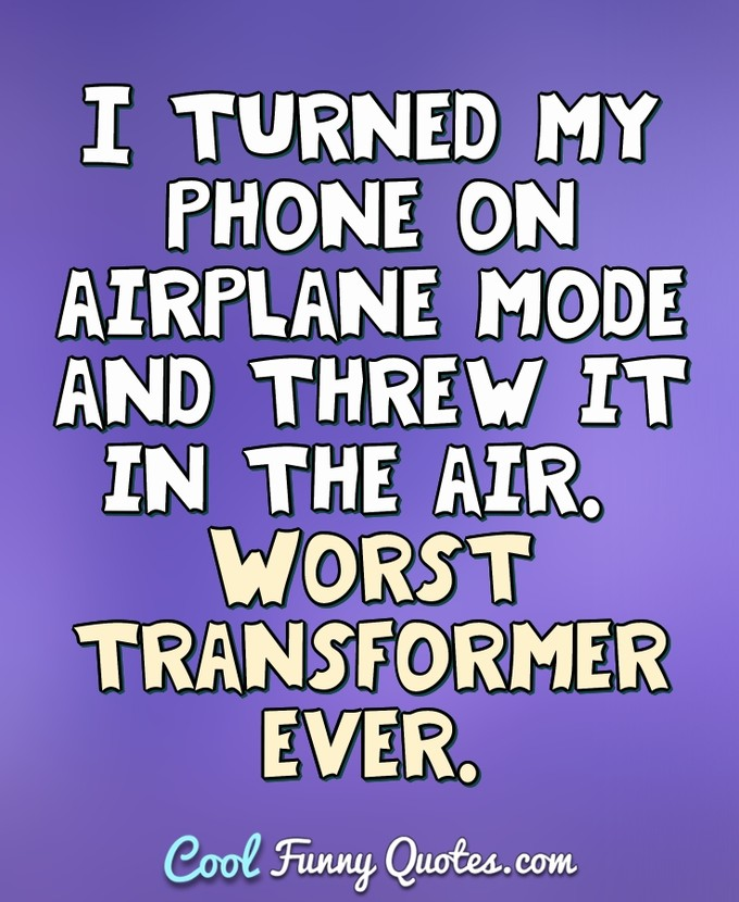 Funny Phone & Cell Phone Quotes and Sayings.