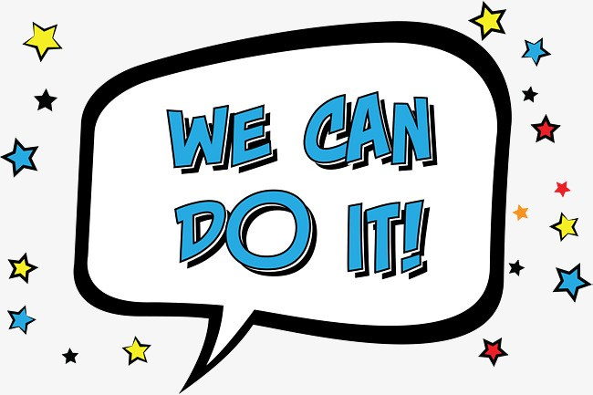 You can do it clipart 9 » Clipart Portal.