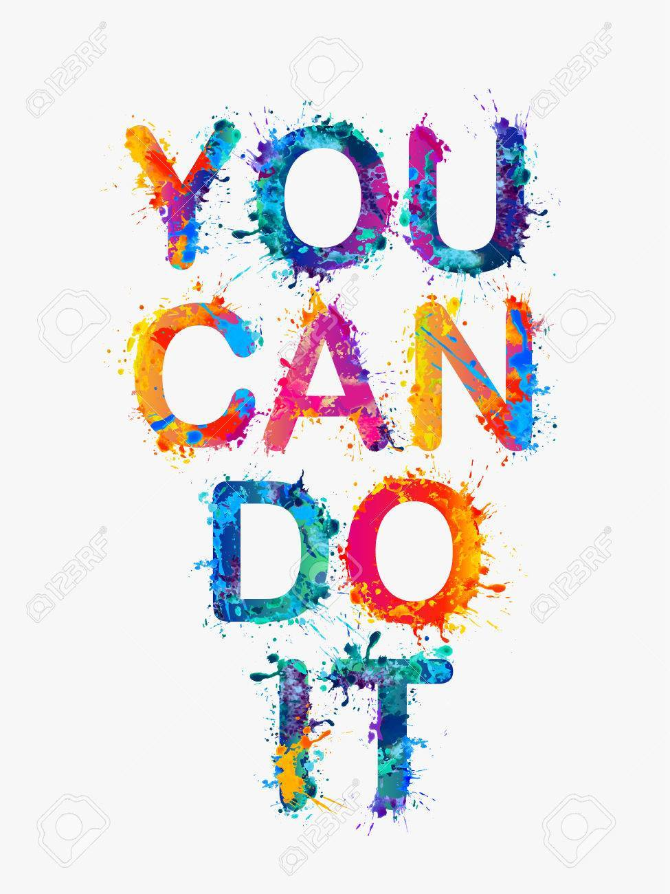 You can do it clipart 8 » Clipart Portal.