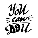 You Can Do It Clipart.