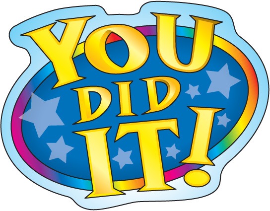 You Did It! Images & Pictures Becuo.
