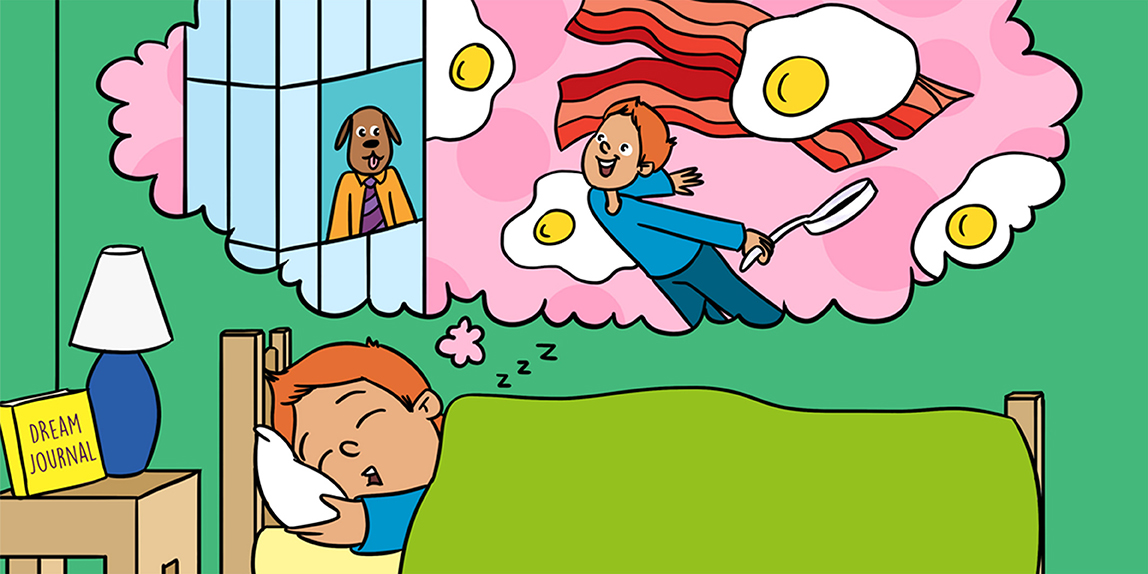 The Science of Dreams · Frontiers for Young Minds.