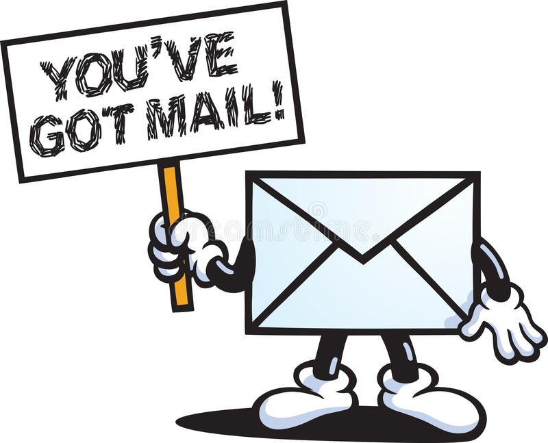 You\'ve Got Mail Clipart.