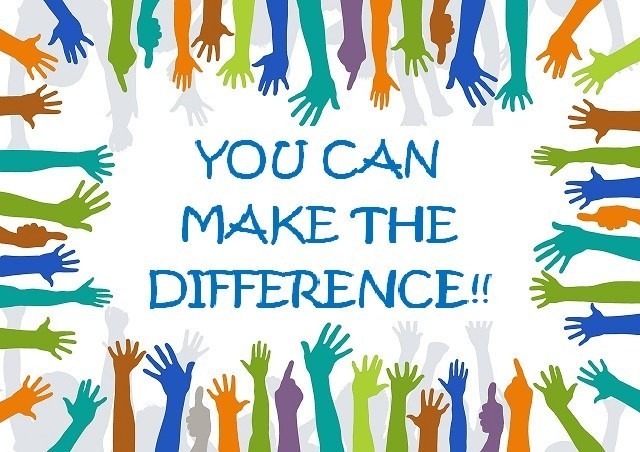 ONLY YOU Can Make a Difference! Share your ideas with KD's Korner!.