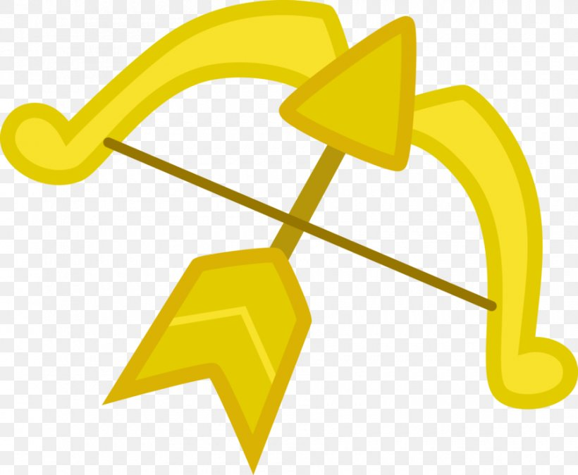 Bow And Arrow Pony Cutie Mark Crusaders Clip Art, PNG.
