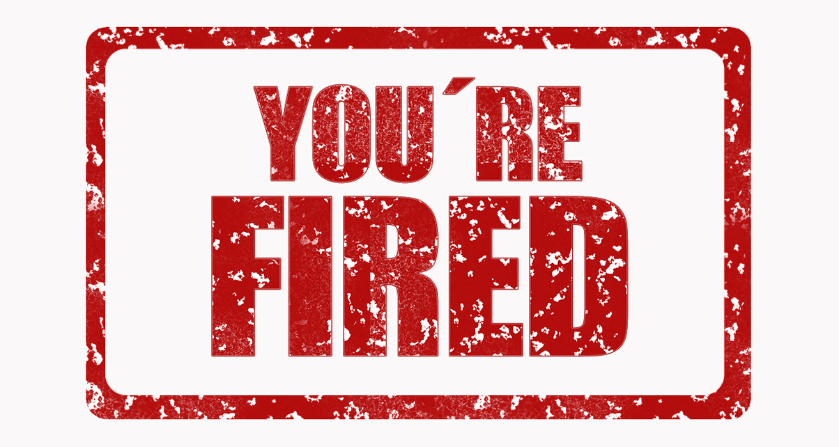 Hey DJ, You\'re Fired!\