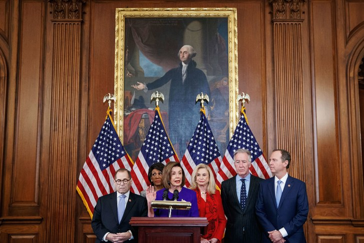 How Nancy Pelosi Is Dictating the Democrats\' Impeachment.