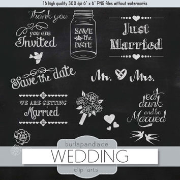 Chalkboard clipart wedding, Chalkboard wedding Transparent.