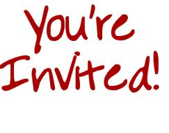 Free You're Invited Cliparts, Download Free Clip Art, Free.