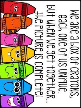 תוצאת תמונה עבור you are a rainbow of possibilities board.