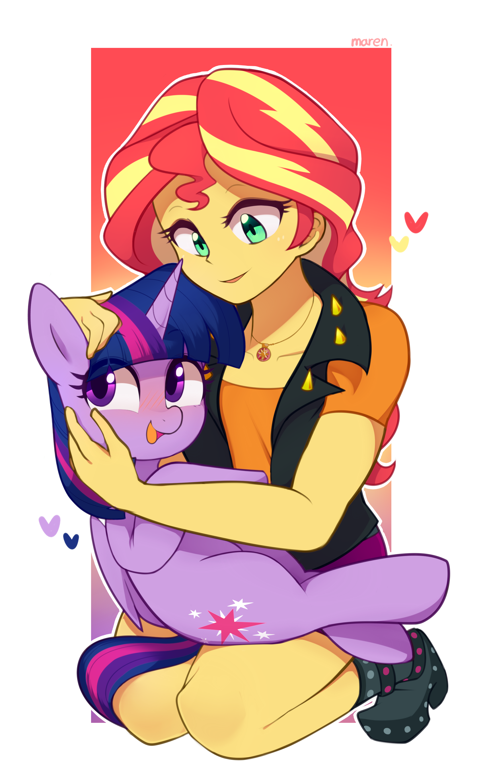 You\'re so cute ! by Marenlicious.