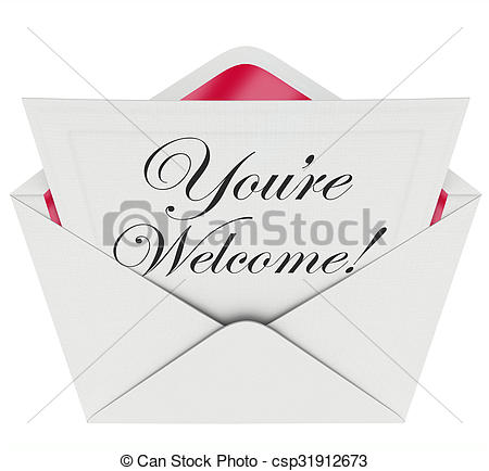 Welcome Clipart, You Re Welcome Free Clipart.