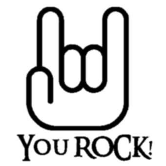 You Rock Clipart & You Rock Clip Art Images.